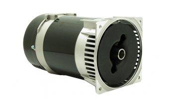 Alternador Mecc Alte monofásico 5,7 KVA a 3000 rpm.