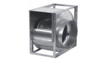 Ventilador centrífugo simple aspiración alta temperatura 9/4 F400 2H