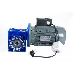 Motorreductor Monofásico 220V 1,1 KW / 1,5 CV