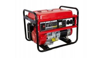 Generador eléctrico a gasolina monofásico 220 v 2300w