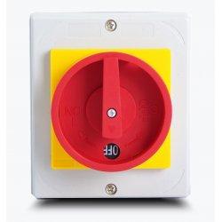 Interruptor De Corte 3 Polos