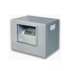 Caja de ventilación insonorizada con motor monofásico 220V 0,37 KW