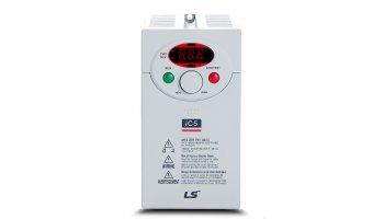 Variador de frecuencia 0,75 KW monofásico 220 V LS IC51F
