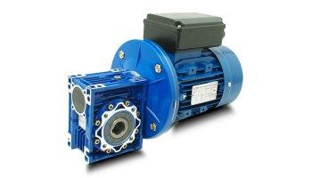 Motorreductor monofásico o trifásico 0,75 KW / 1 CV I: 7,5