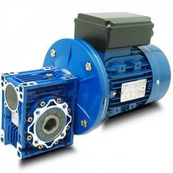 Motorreductor Monofásico o Trifásico 0,37 KW / 0,5 CV I: 100