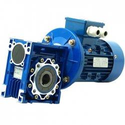 Motorreductor monofásico o trifásico 0,55 KW / 0,75 CV I: 30