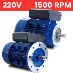 Motor monofásico 220V 3 KW / 4 CV arranque reforzado