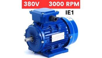 Motor trifásico 0,25 KW / 0,33 CV