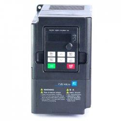 Variador de frecuencia trifasico Fuji FVR-Micro 2,2 KW - 3 CV