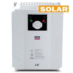 Variador de frecuencia solar trifásico 7,5 KW LS