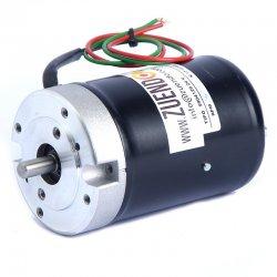 Motor de corriente continua 12/24V 1500/3000 rpm 57 W.