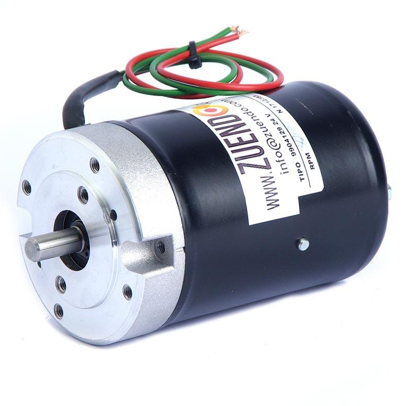 Venta de motores eléctricos de corriente continua y motorreductores ...