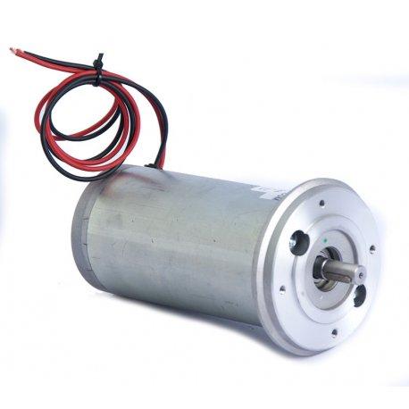 Motor de corriente continua 24V 1500 rpm 135 W.