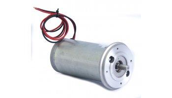 Motor de corriente continua 12/24V 750/1500 rpm 135 W.