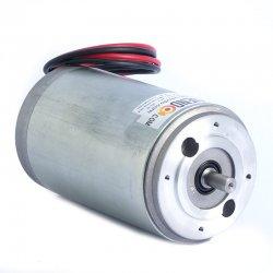 Motor de corriente continua 24V 1500 rpm 250 W.