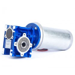 Motorreductor de corriente continua 24V 135 W 140 rpm