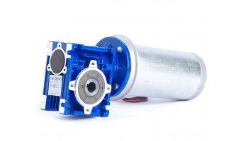 Motorreductor de corriente continua 24V 135 W 56 rpm