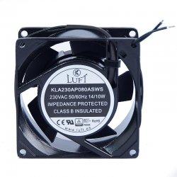 Ventilador axial 80x80 mm 24VDC / 220VAC