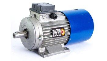 Motor autofrenante 0,65 kw trifásico patas B3 1.500 rpm