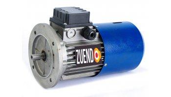 Motor autofrenante 1,1 kw trifásico brida B5/B14 1.500 rpm