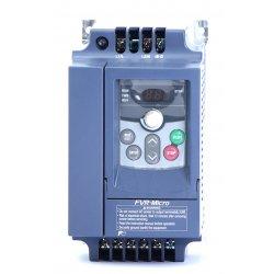 Variador de frecuencia trifasico Fuji FVR-Micro 3,7 KW - 5 CV