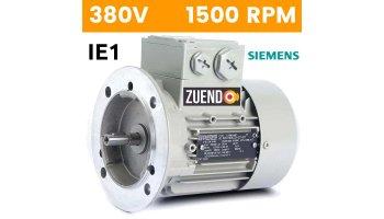 Motor trifásico 0,55 KW / 0,75 CV Siemens