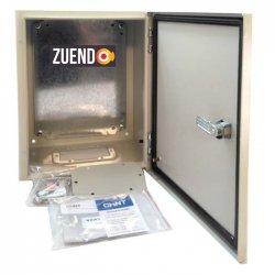 Cuadro metálico 1000 mm altura con placa de montaje (todas las medidas)