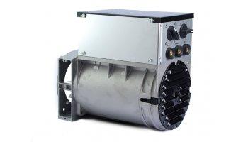 Alternador soldador Zanardi 4 kva 3000 rpm