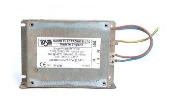 Filtro de armonicos monofásico 240vac tipo 3g3ev Rasmi Electronics 10a