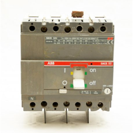 AUTOMATICO GENERAL ABB SACE S2 REGULABLE DE 63 A 44 A