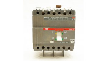 Automatico General Abb Sace S2 Regulable De 44 A 63 A 4 Polos