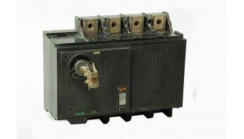 Interruptor Seccionador De Corte Merlin Gerin 630 Amp