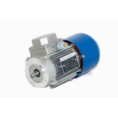 Nº678. Motor eléctrico Abb trifásico 220/380v 0,37 kw 950 rpm