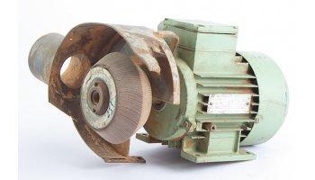 Nº 1362. Motor pulidor/cepillador Mercadal 0,37 KW trifásico 220/380V