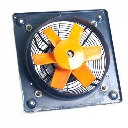 Nº 3766. Ventilador Trifásico 220/380 V 0,12 Kw