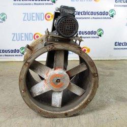 Nº 3957. Moto Turbina Trifásica 220/380V 0,12 Kw SODECA