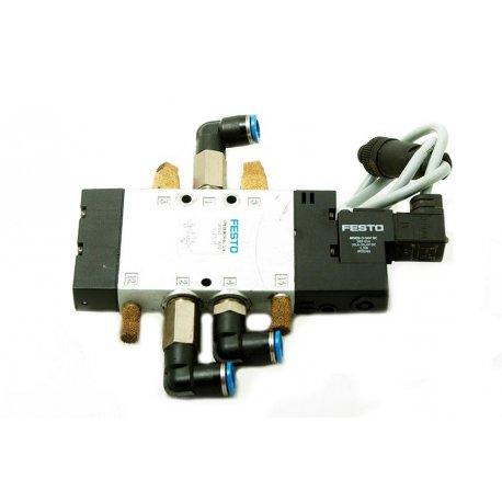 Nº1447. Electroválvula de aire comprimido Festo
