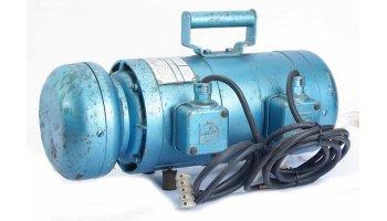 Nº 3756. Motor generador Loher