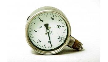 Nº 1645. Manómetro de presión de 0 a 10 BAR.