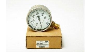Nº 1627. Manómetro de presión en MBAR.