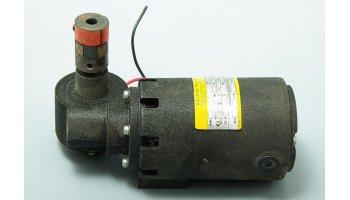 Nº1580. Motor reductor Baldor corriente continua 115v dc