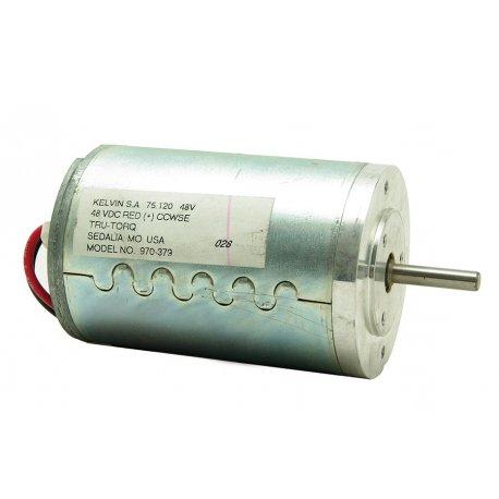 Nº 89B. Motor de corriente continua 48V