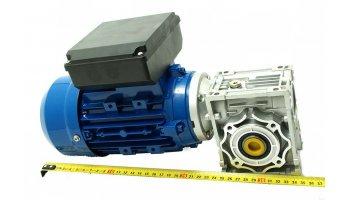 Nº 1533. Motor reductor 0,18 kw monofásico 220v reductor i:10