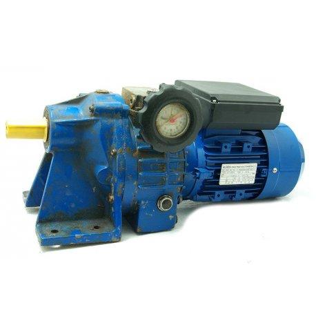 Nº125M. Motor reductor con variador vueltas 0,75 kw