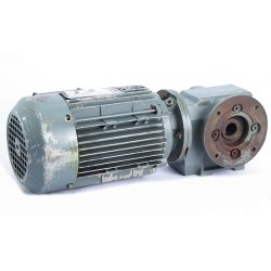 Motor Reductor Trifasico 380v Sew-Eurodrive 0,4 Kw 2 Velocidades 27-110 RPM finales