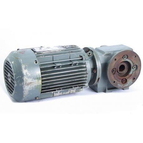 Nº 3520. Motor Reductor Trifasico 380v Sew-Eurodrive 0,4 Kw 2 Velocidades