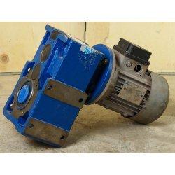 Motorreductor 0,37 Kw / 0,5 Cv Trifásico 220/380 V 130 RPM finales