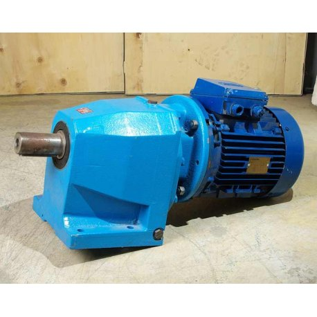 Nº 3713. Motorreductor Trifasico 220/380v 1,5 Kw