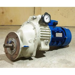 Nº3762. Motorreductor Trifásico 220/380 V 1,1 Kw Alren