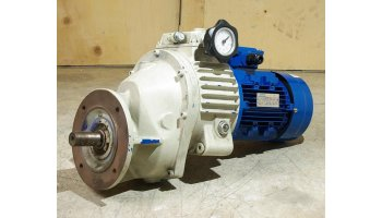 Motorreductor Trifásico 220/380 V 1,1 Kw Alren 153-29 RPM finales